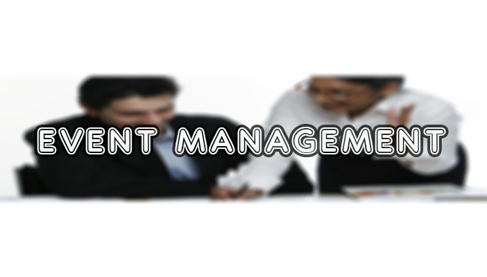 event-management-internship