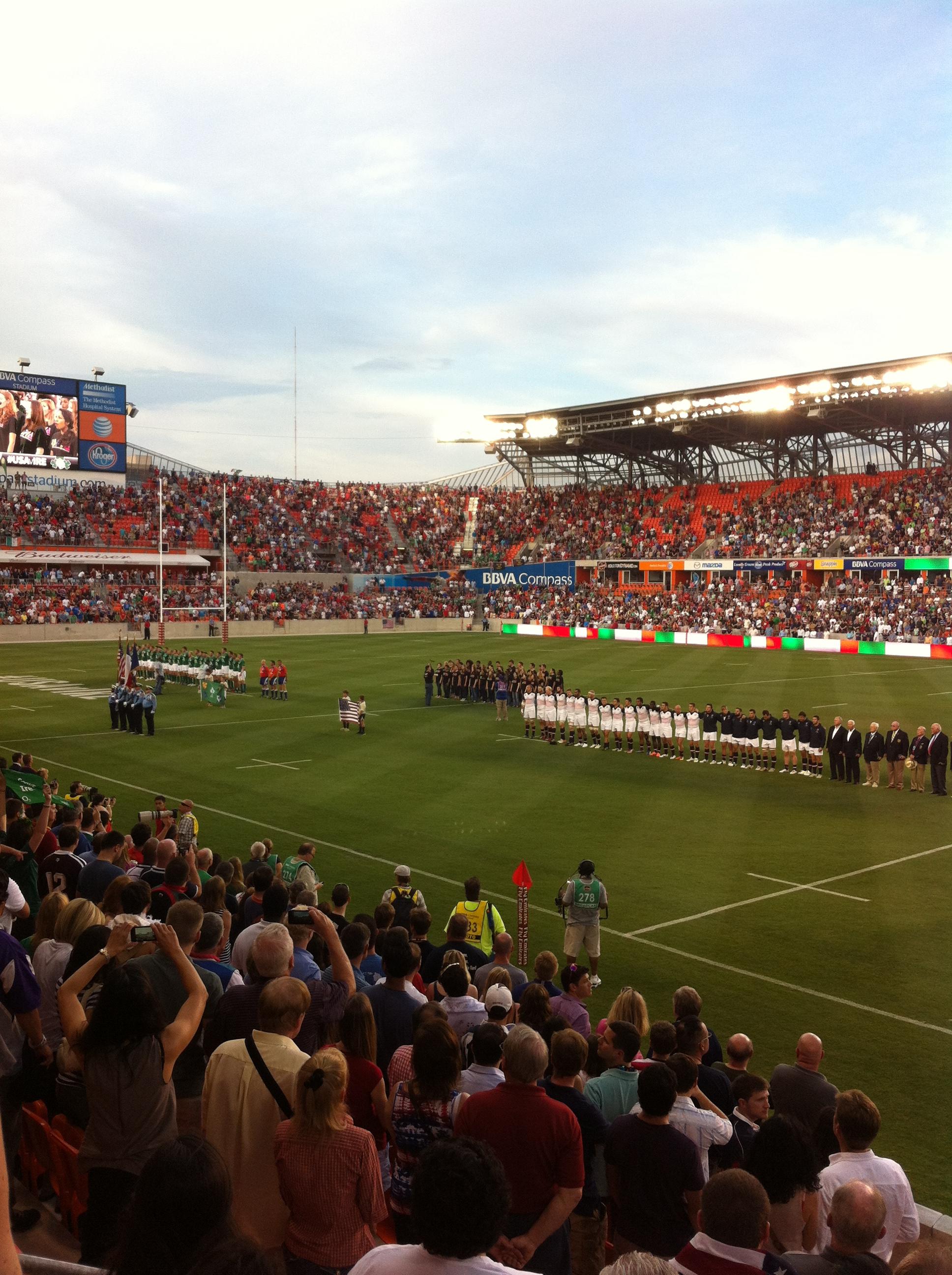 USA vs. Ireland- 6/8