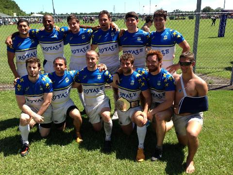 2013 New Orleans Royale Side at Cape Fear Sevens