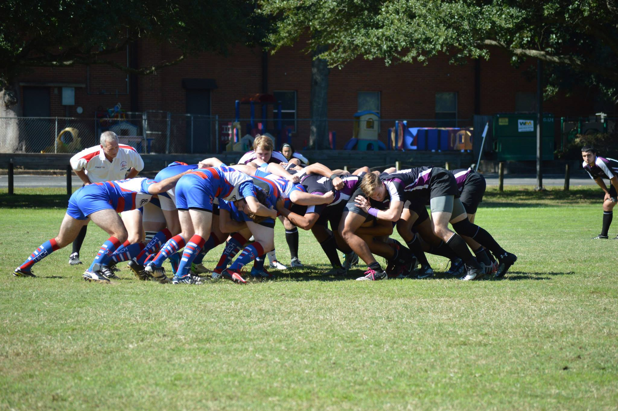 Pictures by Springhill Rugby Club