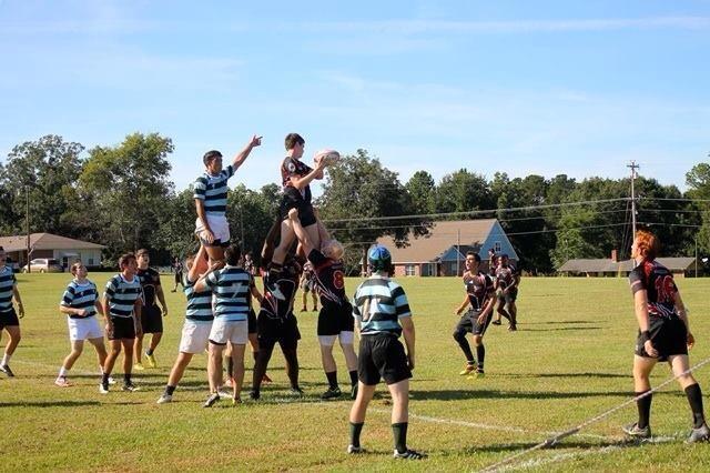 photos by Tulane Rugby Football Club