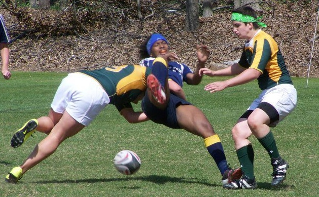 photo by USF Women's Rugby