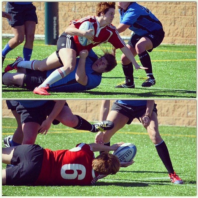 Photo by Jessica Shane King // Alabama Women's Rugby