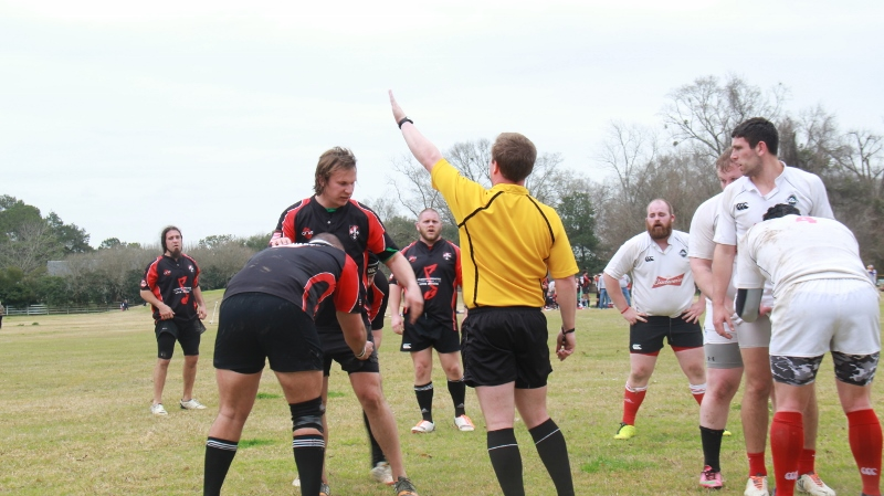 Baton Rouge Rugby Club vs. Jackson Rugby Club