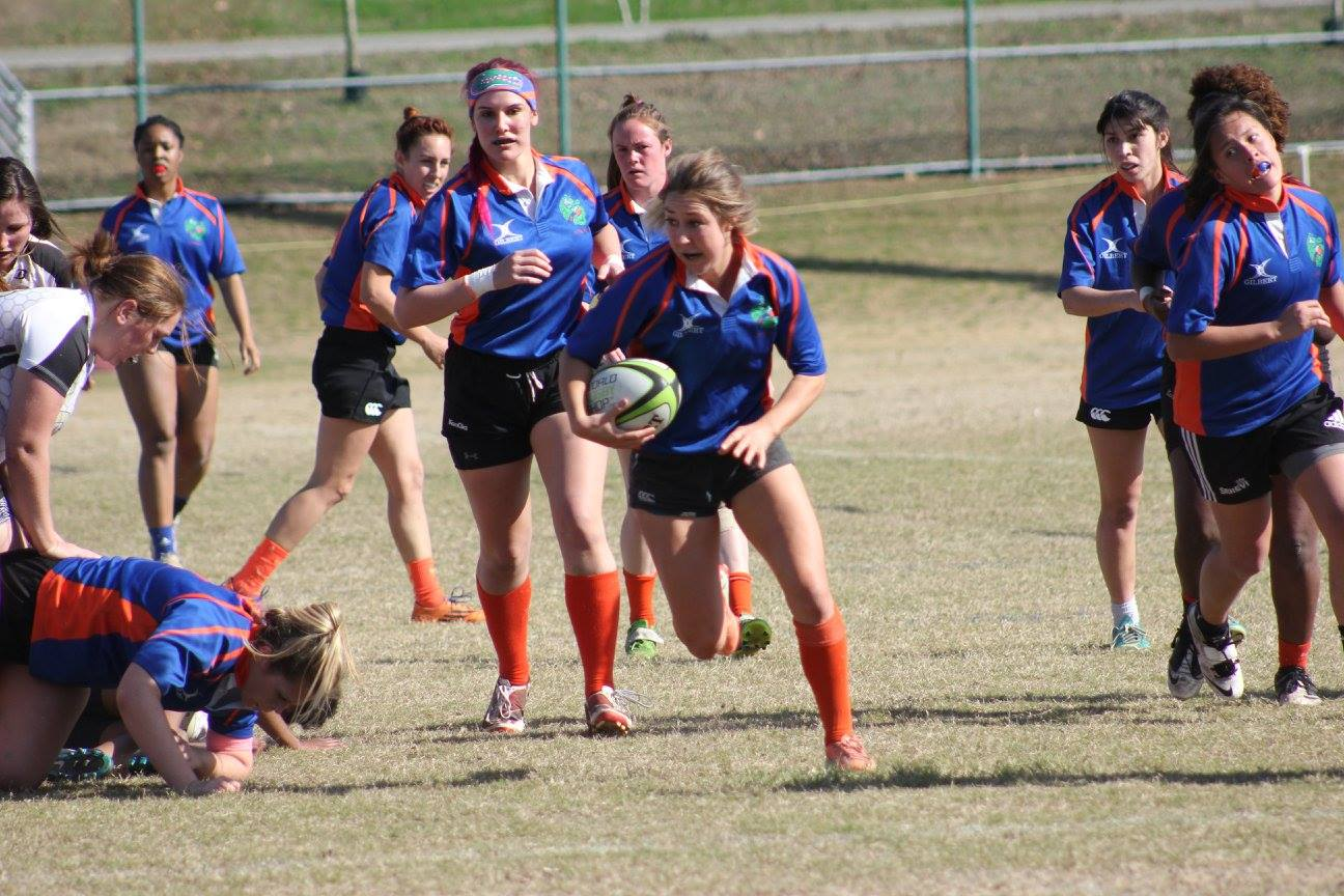 Courtesy of University of Florida Women's Rugby