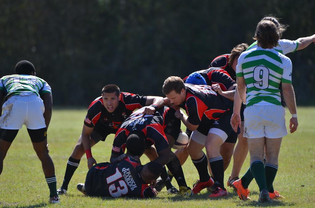 Baton Rouge Rugby Club: courtesy of Thomas Shaw
