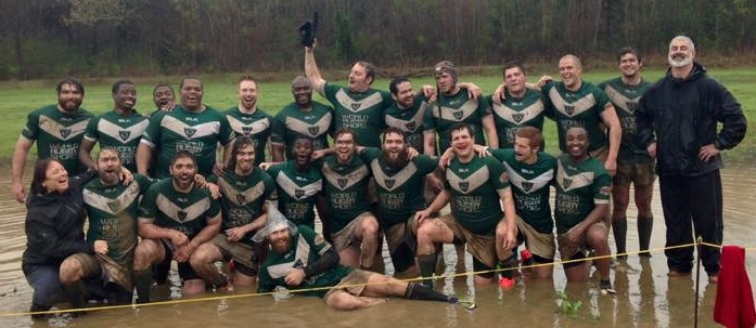 Birmingham Rugby after facing Jackson on March 21; courtesy of Bobby Bela Smith