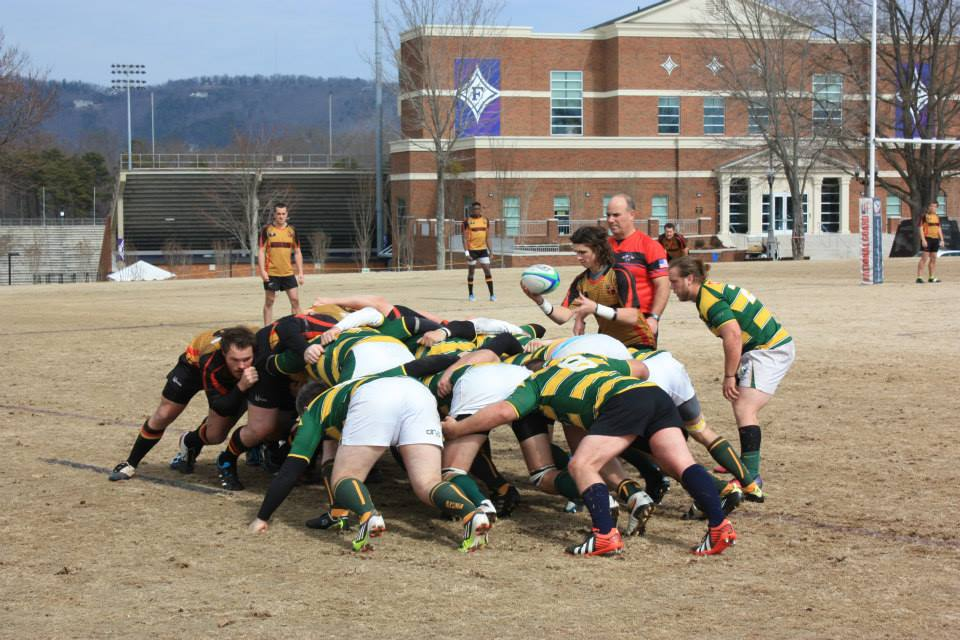 Greenville Rugby vs. Atlanta Renegades; Courtesy of Martin Ryan