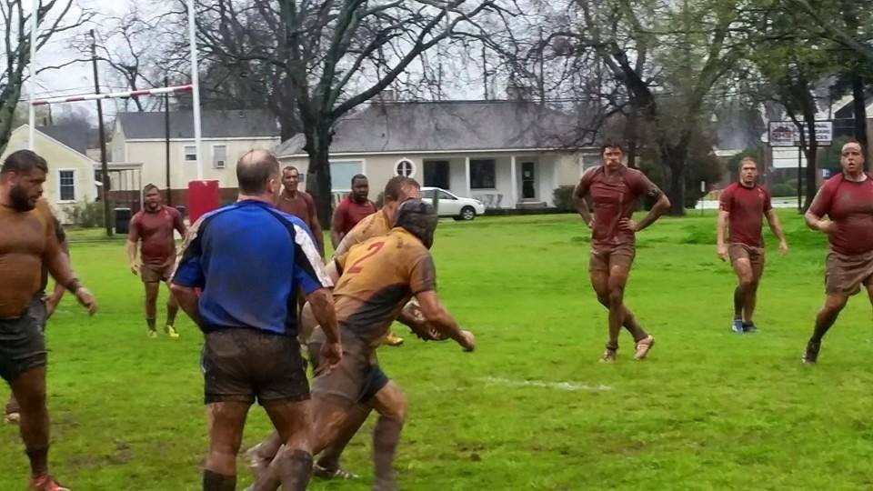 Shreveport Rugby vs. Oklahoma City; courtesy of Coty David