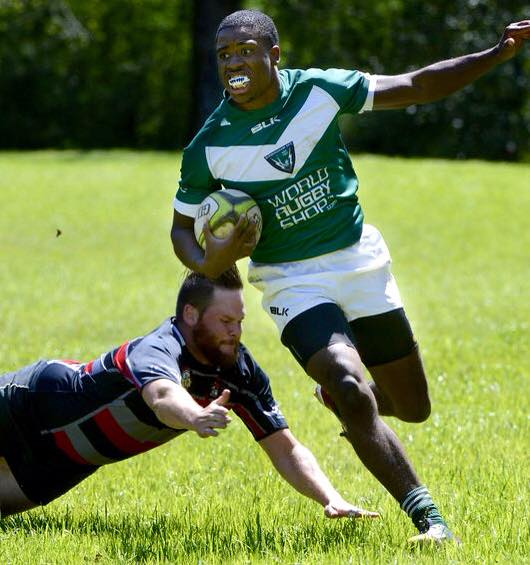 Kwame Little; Courtesy of Birmingham Rugby Club