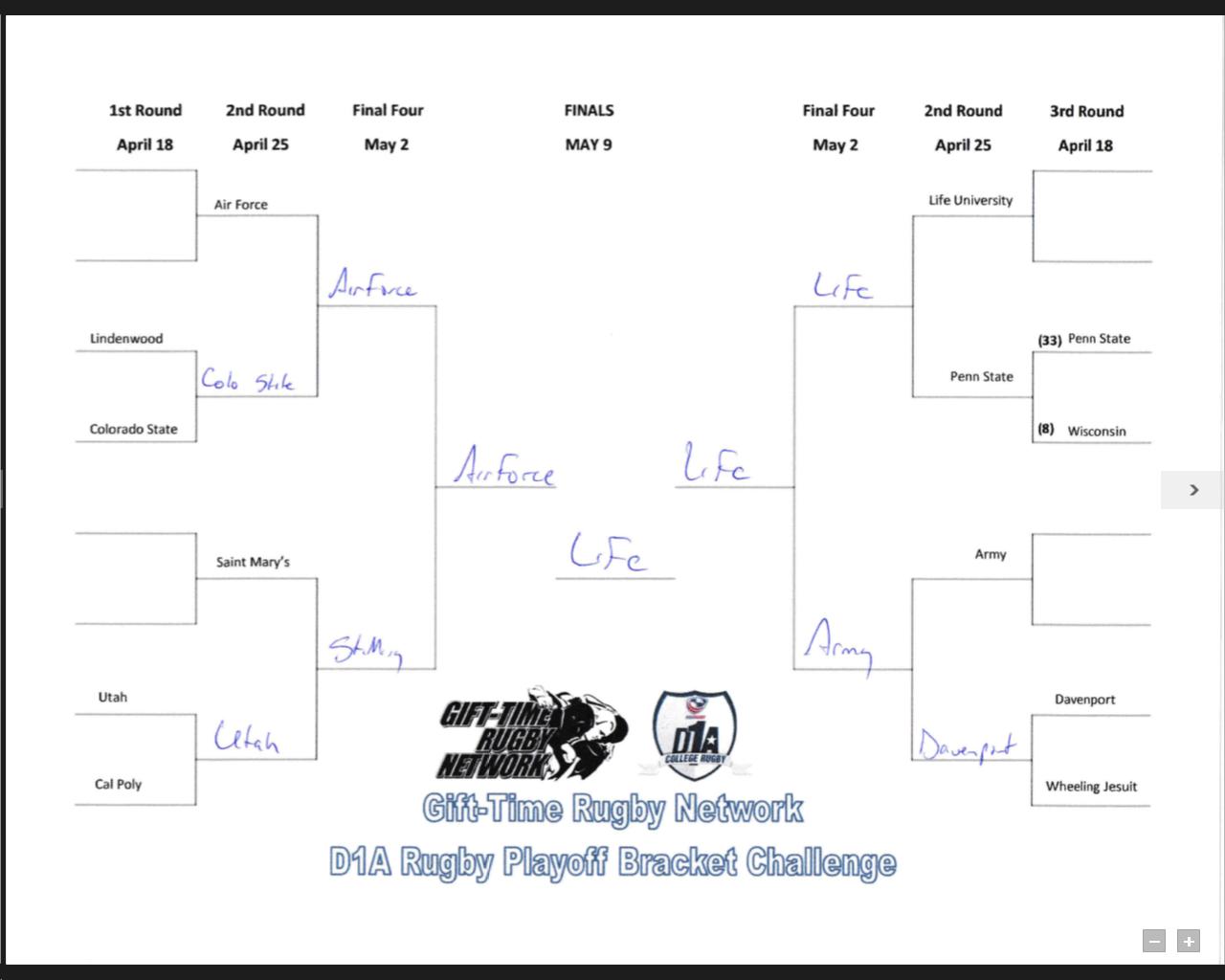 Jason Mapp - Round 1