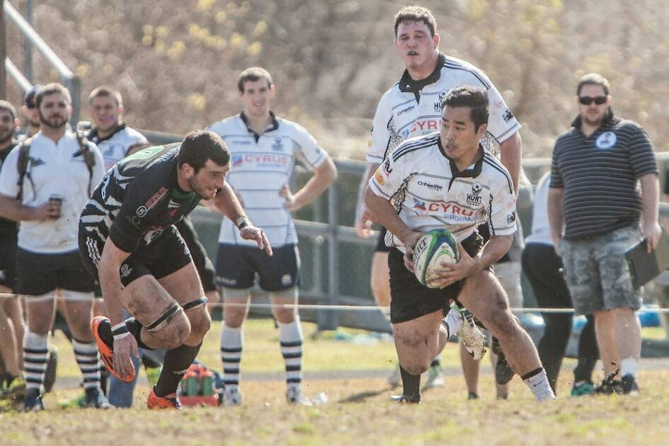 Houston United Rugby Club; courtesy of Michael Starghill