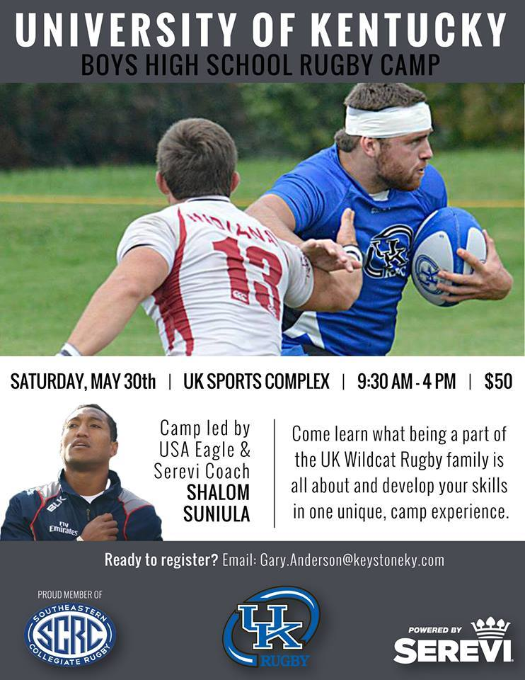 Uk Rugby camp