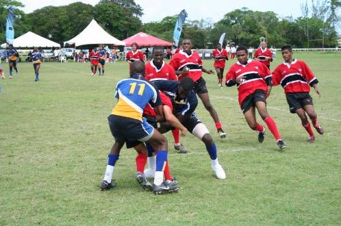 Photos courtesy of NACRA Rugby