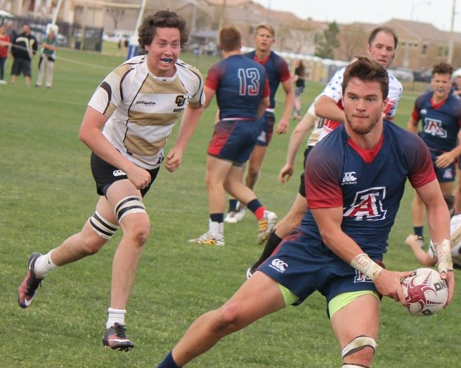 photo by University of Arizona Rugby